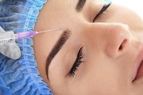 Do healthcare insurance plans cover botox to lift eyebrows?