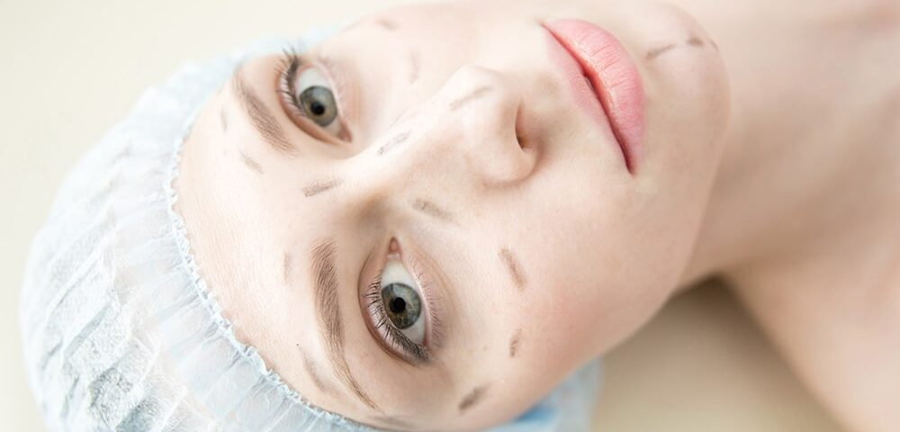 Eye surgery to remove bags under eyes