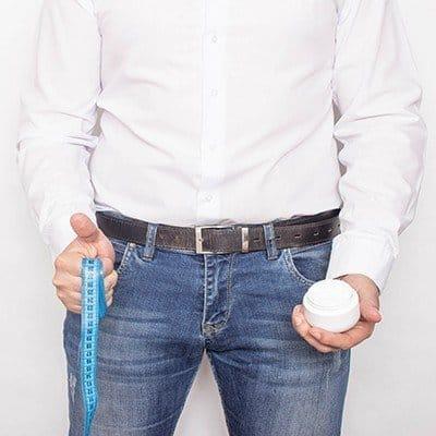 ما هي المنتجات المساعدة في تكبير الذكر؟