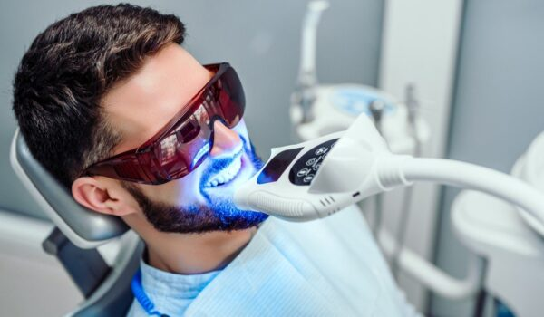 How Much Teeth Whitening at Dentist Cost