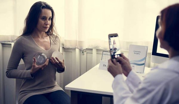 How long after breast augmentation can I fly?