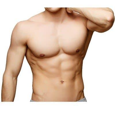نتائج عملية تصغير الثدي للذكور
