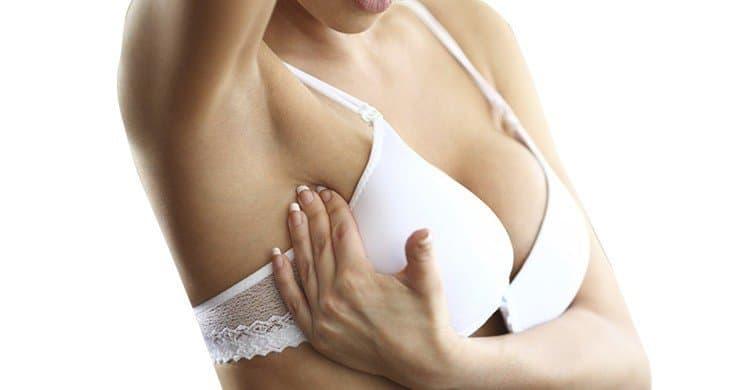 عملية زراعة الثدي